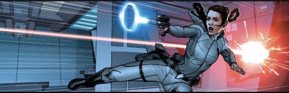 Star Wars #63 Leia