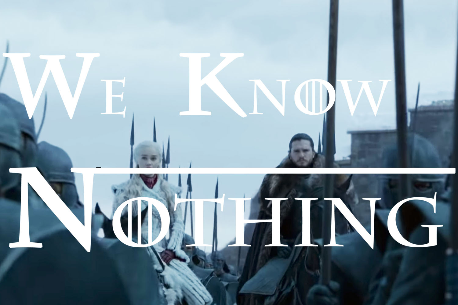 We Know Nothing 28: Winterfell S08E01