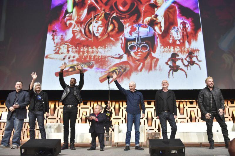 The Phantom Menace - Star Wars Celebration Chicago