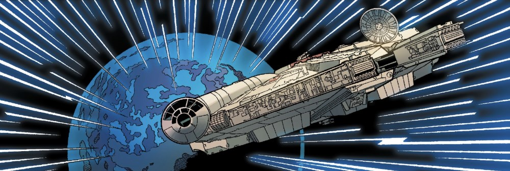 Millennium Falcon - Age of Rebellion - Han Solo #1