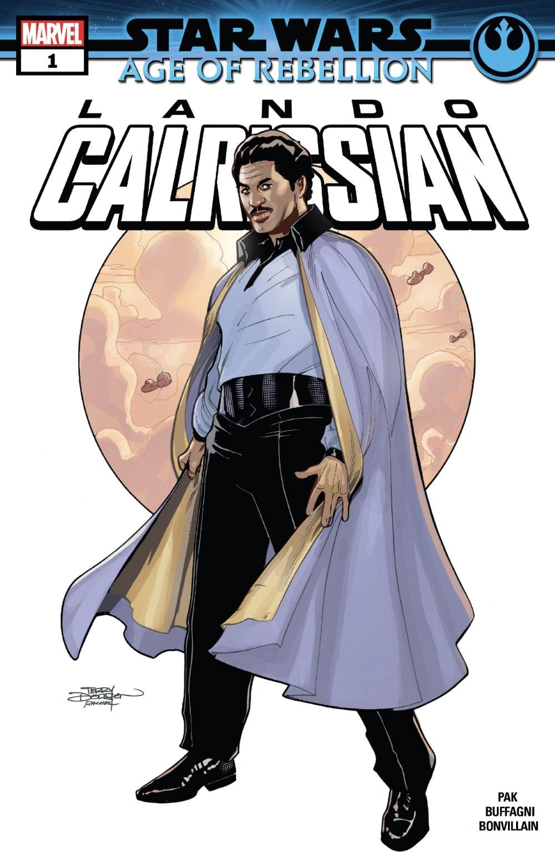 Lando Calrissian #1 Cover