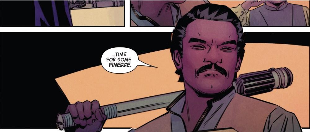 Lando - Finesse
