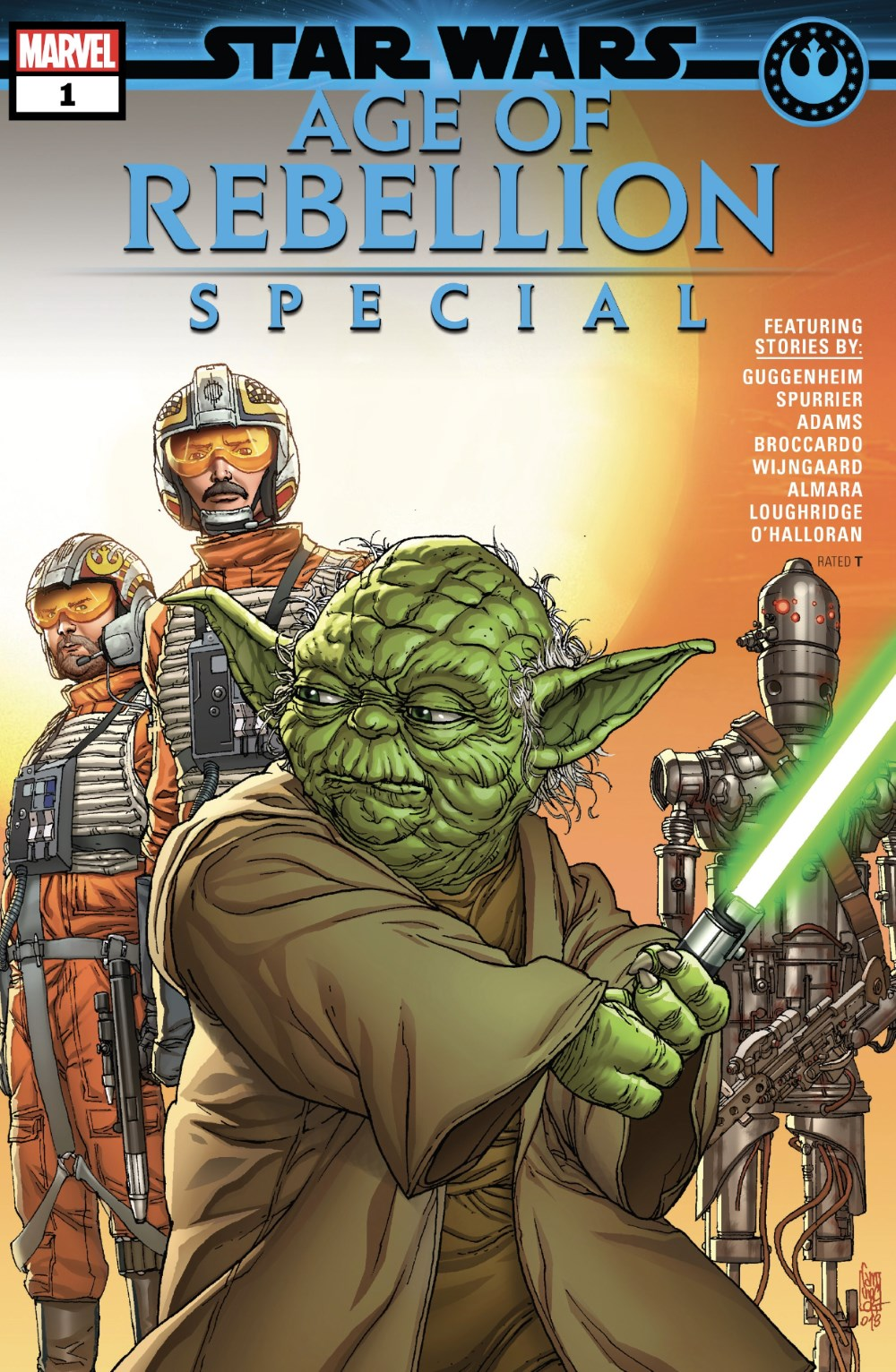 Star Wars: Age of Rebellion - Special #1 - Cover