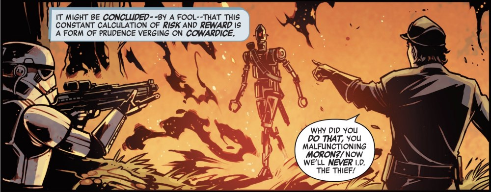 Star Wars: Age of Rebellion - Special #1 IG-88