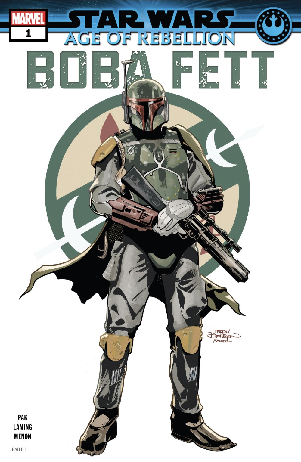 Age of Rebellion: Boba Fett #1 Cover