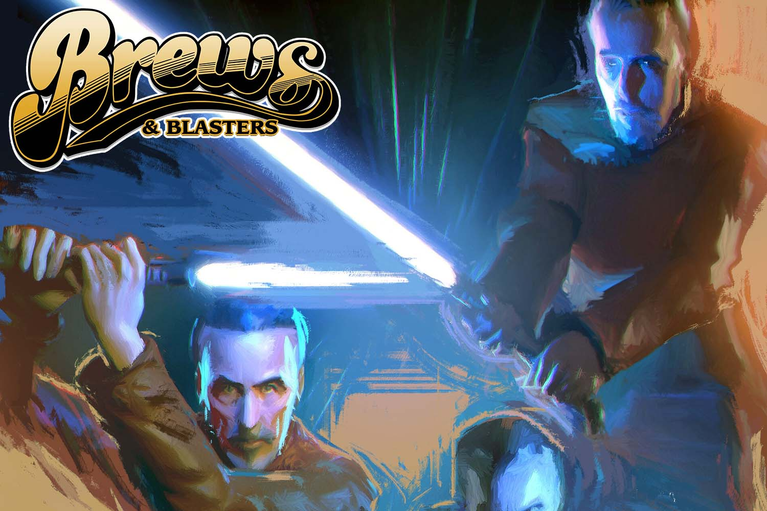Brews and Blasters 209: Dooku Nation