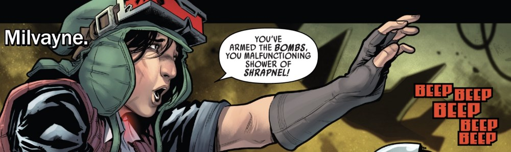 Doctor Aphra #31 Aphra