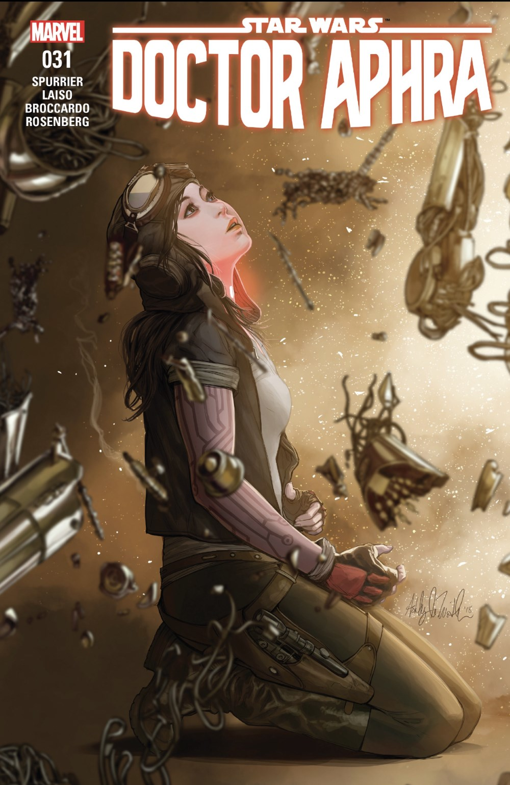 Doctor Aphra #31 Cover