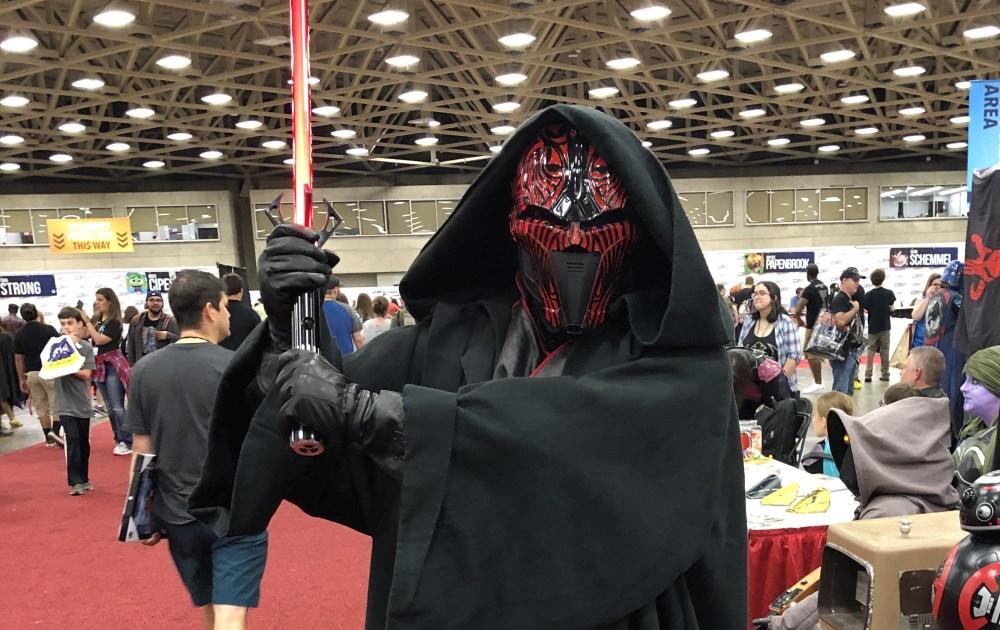 Fan Expo Dallas 2019 - Sith