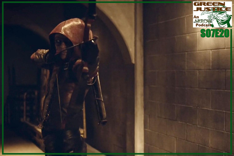 Confessions Arrow Season 8 Episode 7