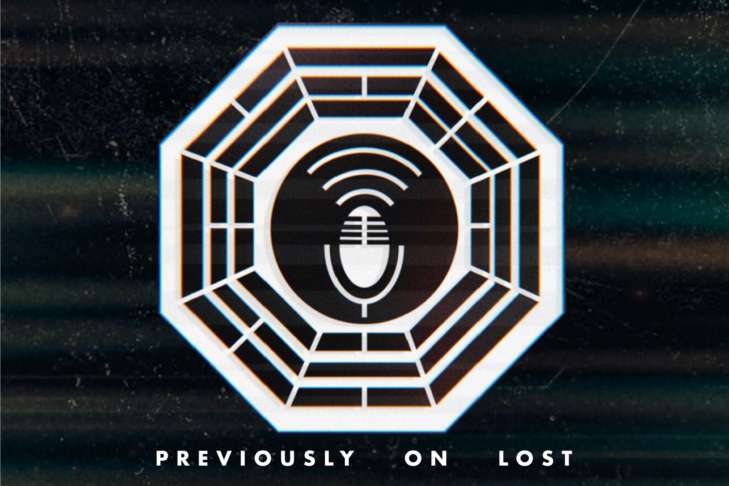 Previously on Lost Logo