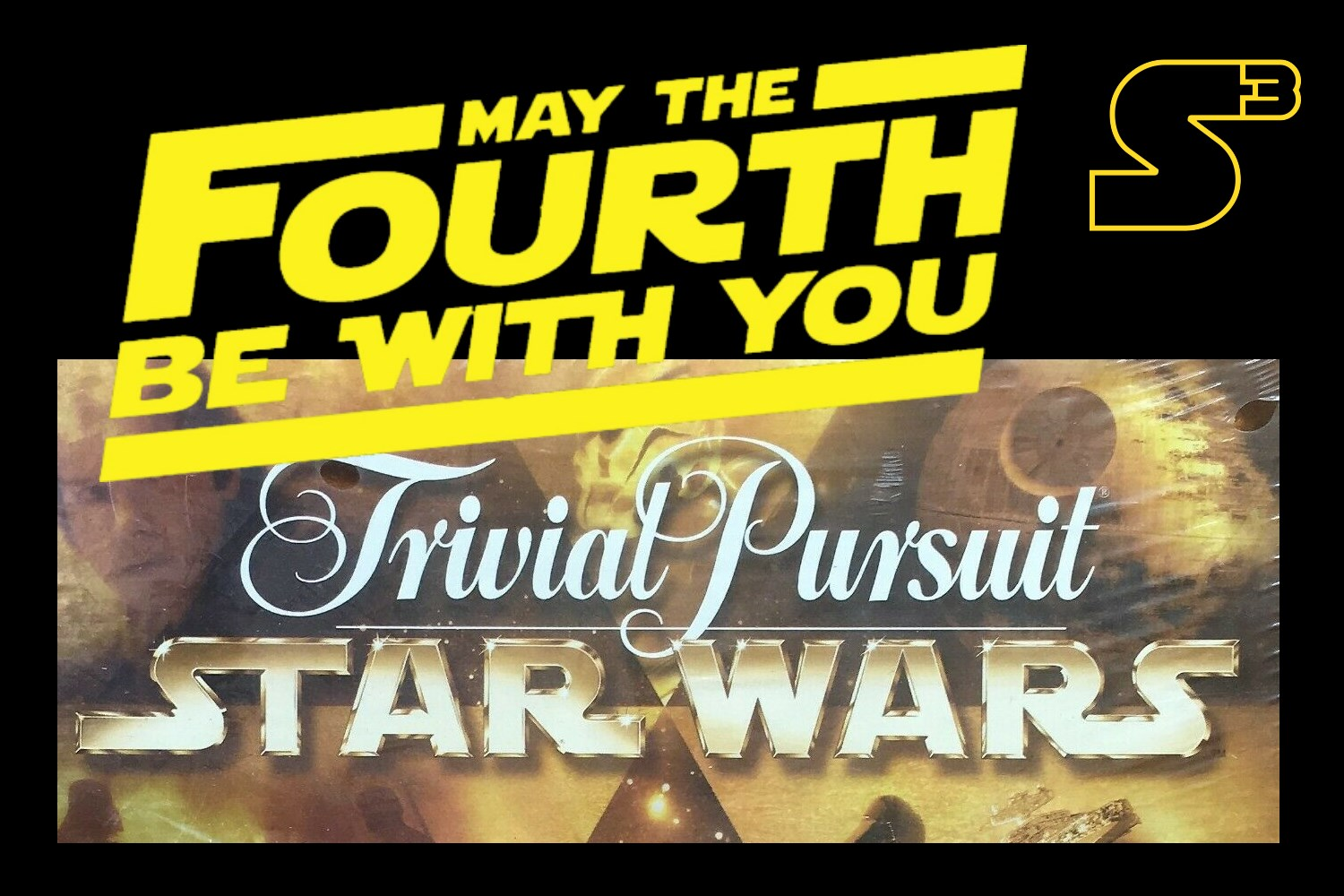 Starships, Sabers, and Scoundrels Episode 78.1 May the Fourth be with You!