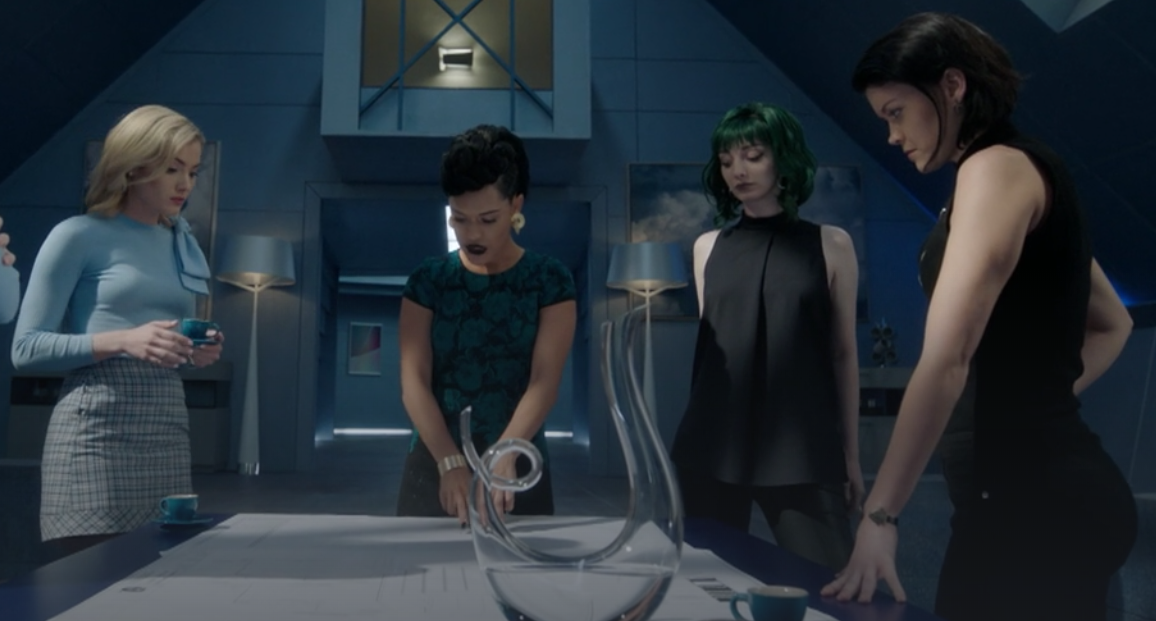 The Gifted Season Two