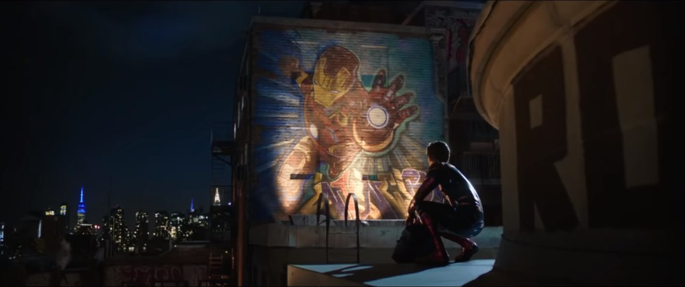 Spider-Man: Far From Home - Iron Man