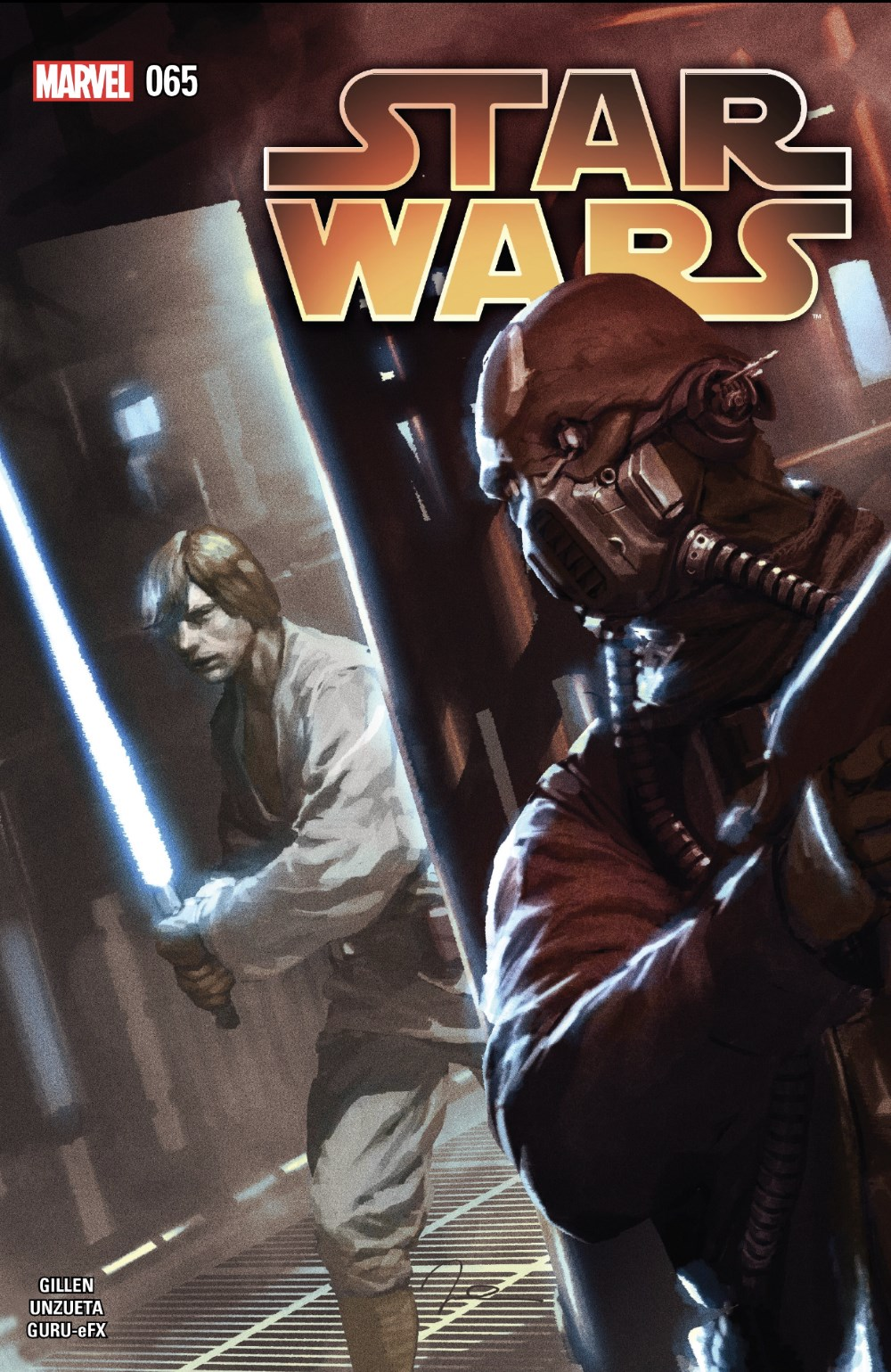 Star Wars #65 Cover