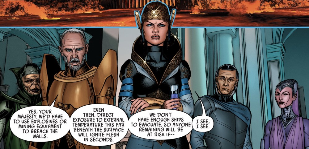 Queen Trios Star Wars #65