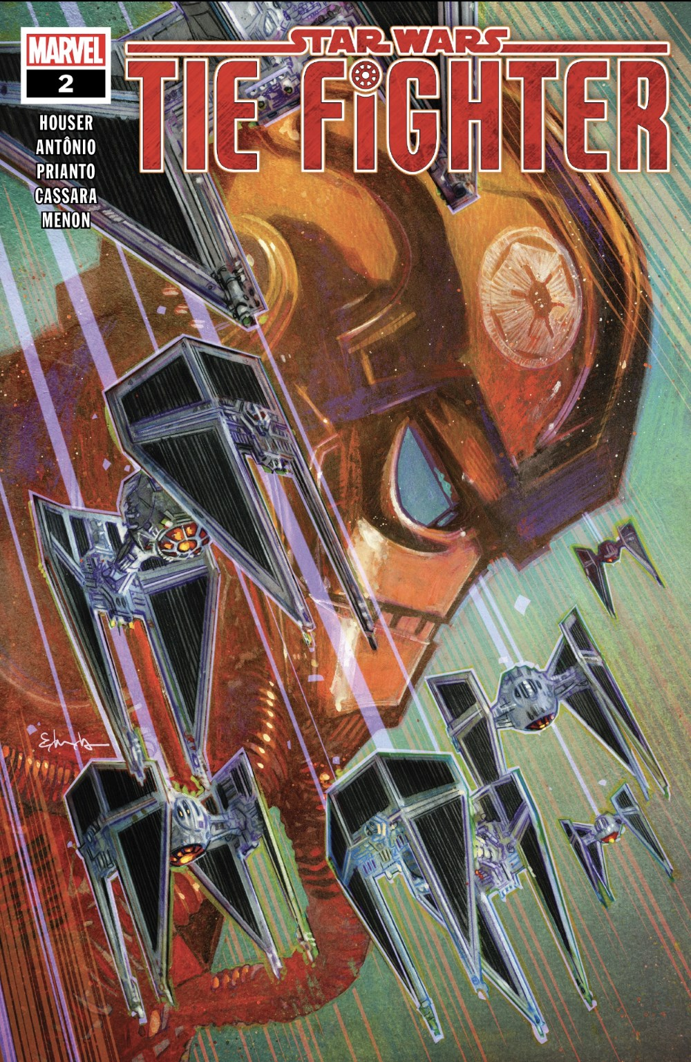 TIE Fighter #2 Cover