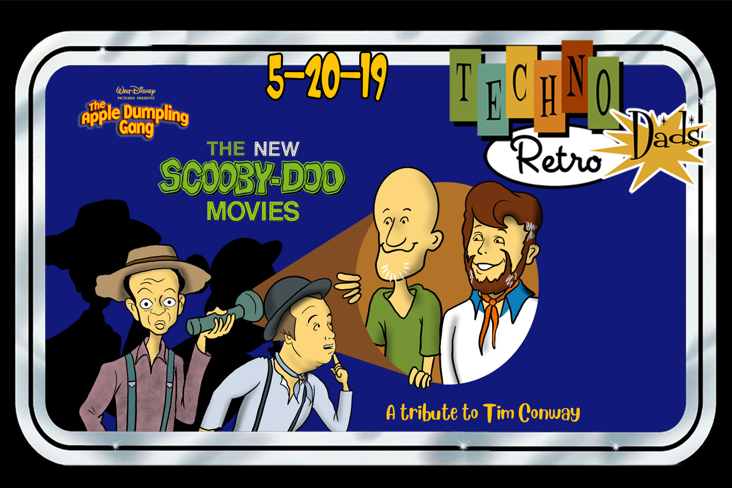 TechnoRetro Dads: Controversy, Conspiracy, and Tim Conway