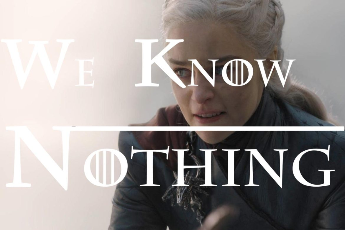 We Know Nothing Game of Thrones Podcast S08E05 The Bells
