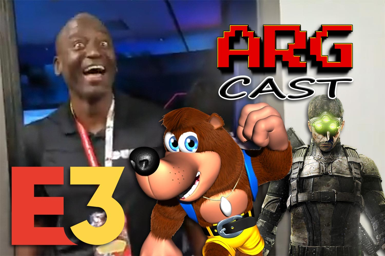 ARGcast #163: Pre E3 2019 Hopes and Predictions
