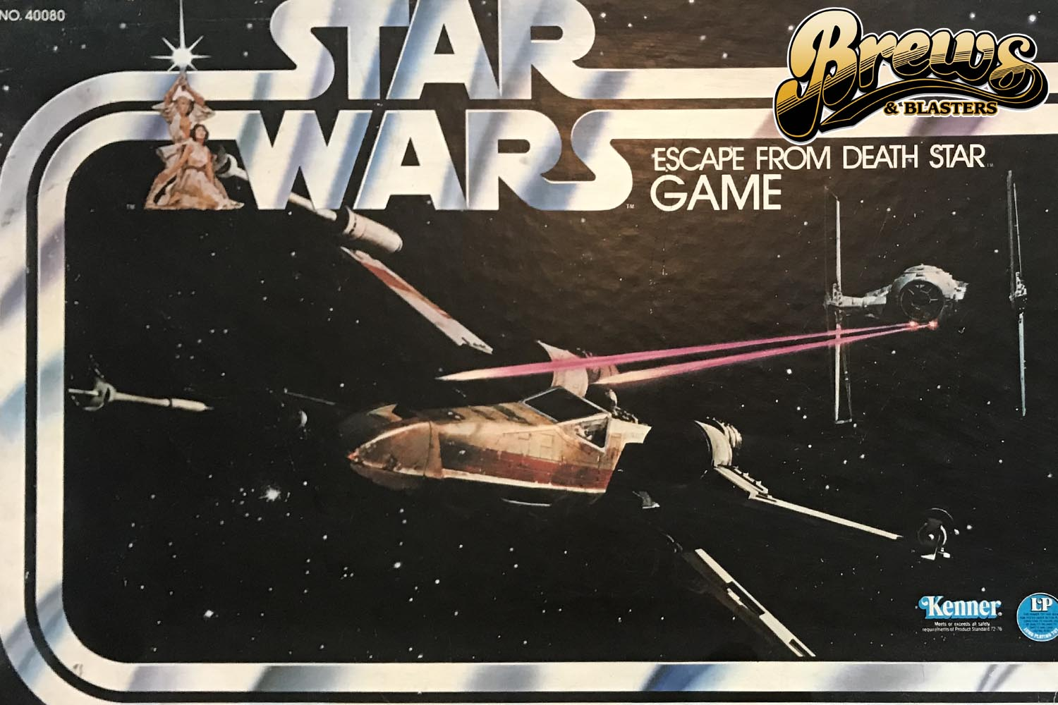 Brews and Blasters 212: Escape from the Death Star