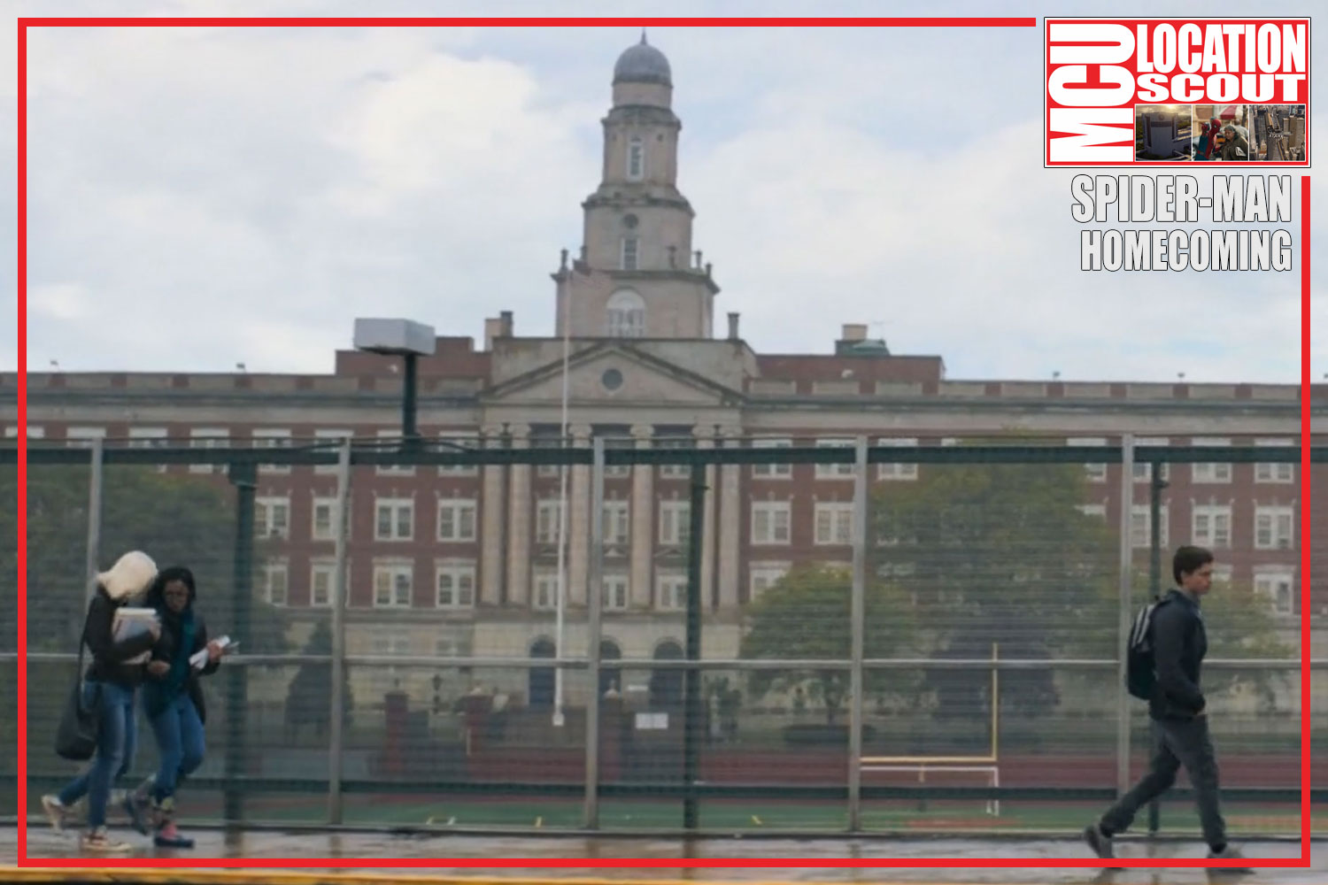 MCU: Location Scout | Midtown High School | RetroZap