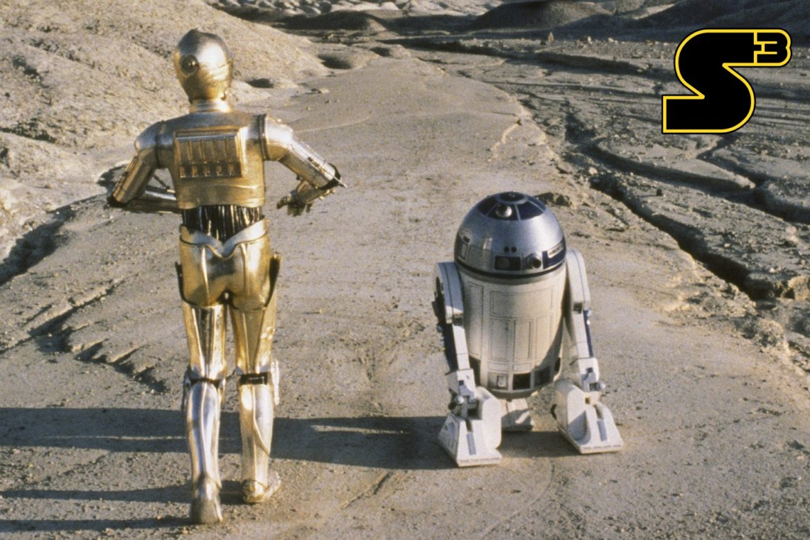 Starships, Sabers, and Scoundrels Ep 80.2 The Droids You are Looking For