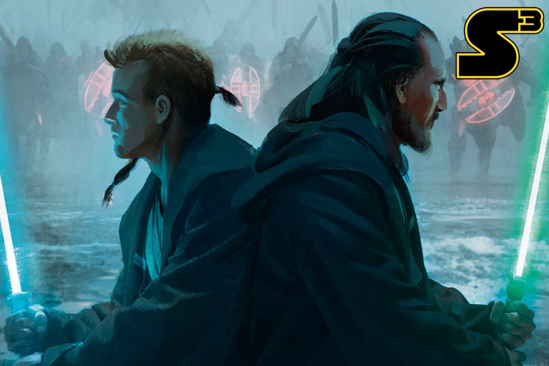 Starships, Sabers, and Scoundrels - Jedi Lost, Master & Apprentice, Jedi Before the Menace