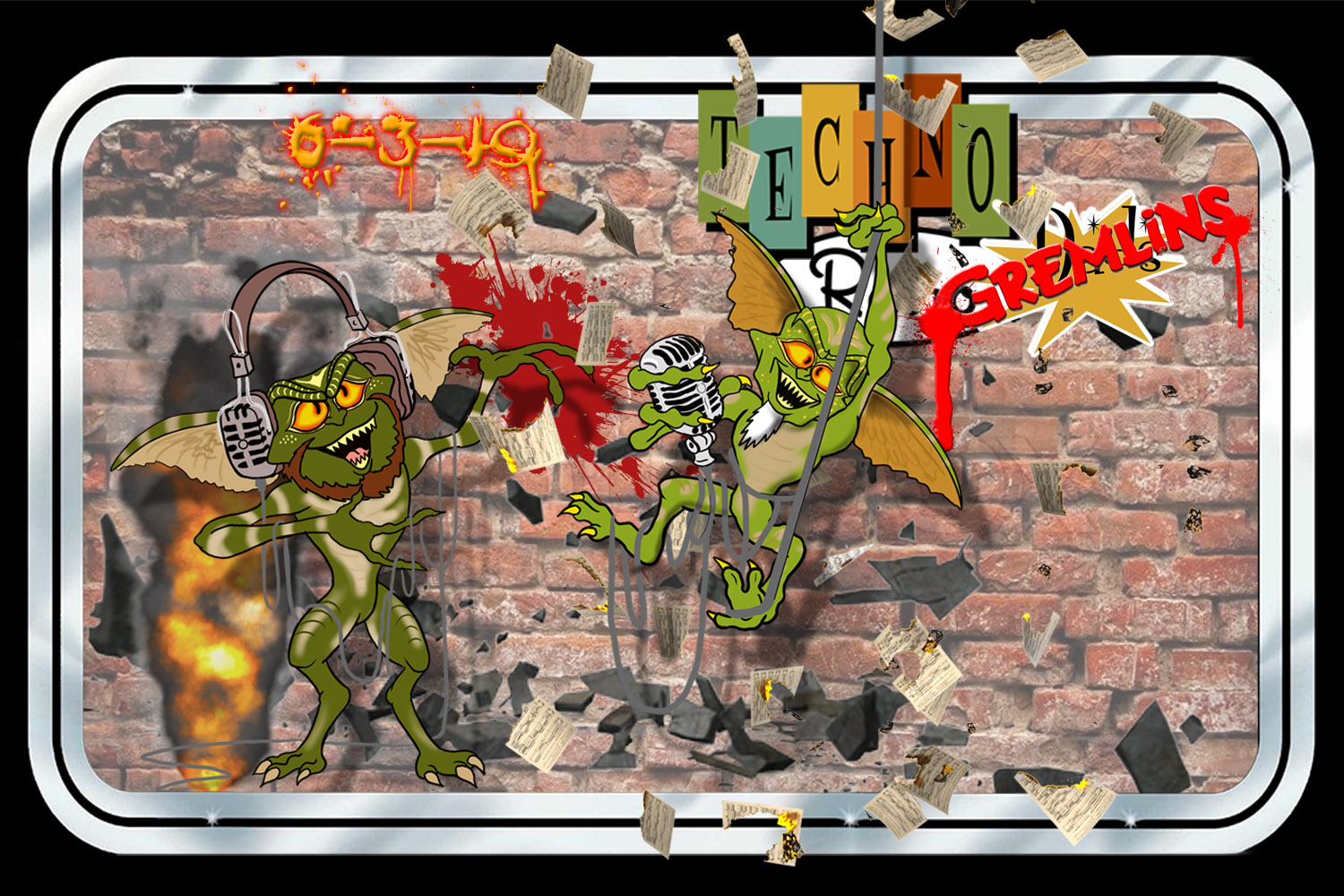 TechnoRetro Dads: Gremlins Are Another Reason for PG-13