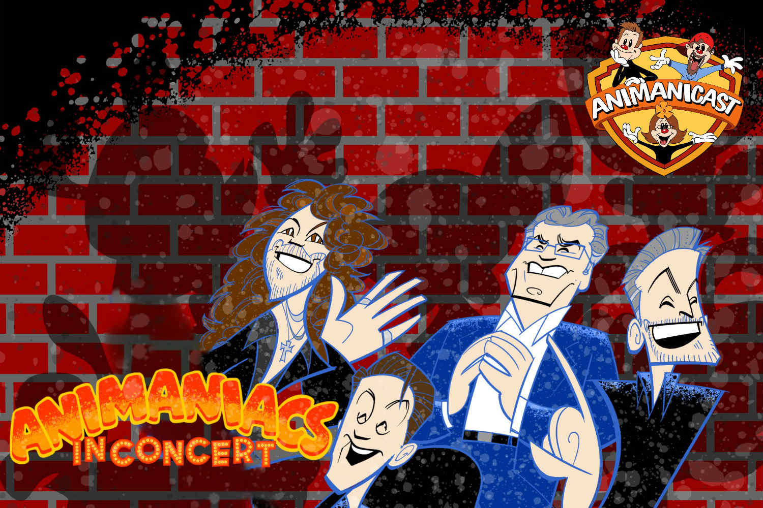 Animaniacs in Concert San Diego 2019