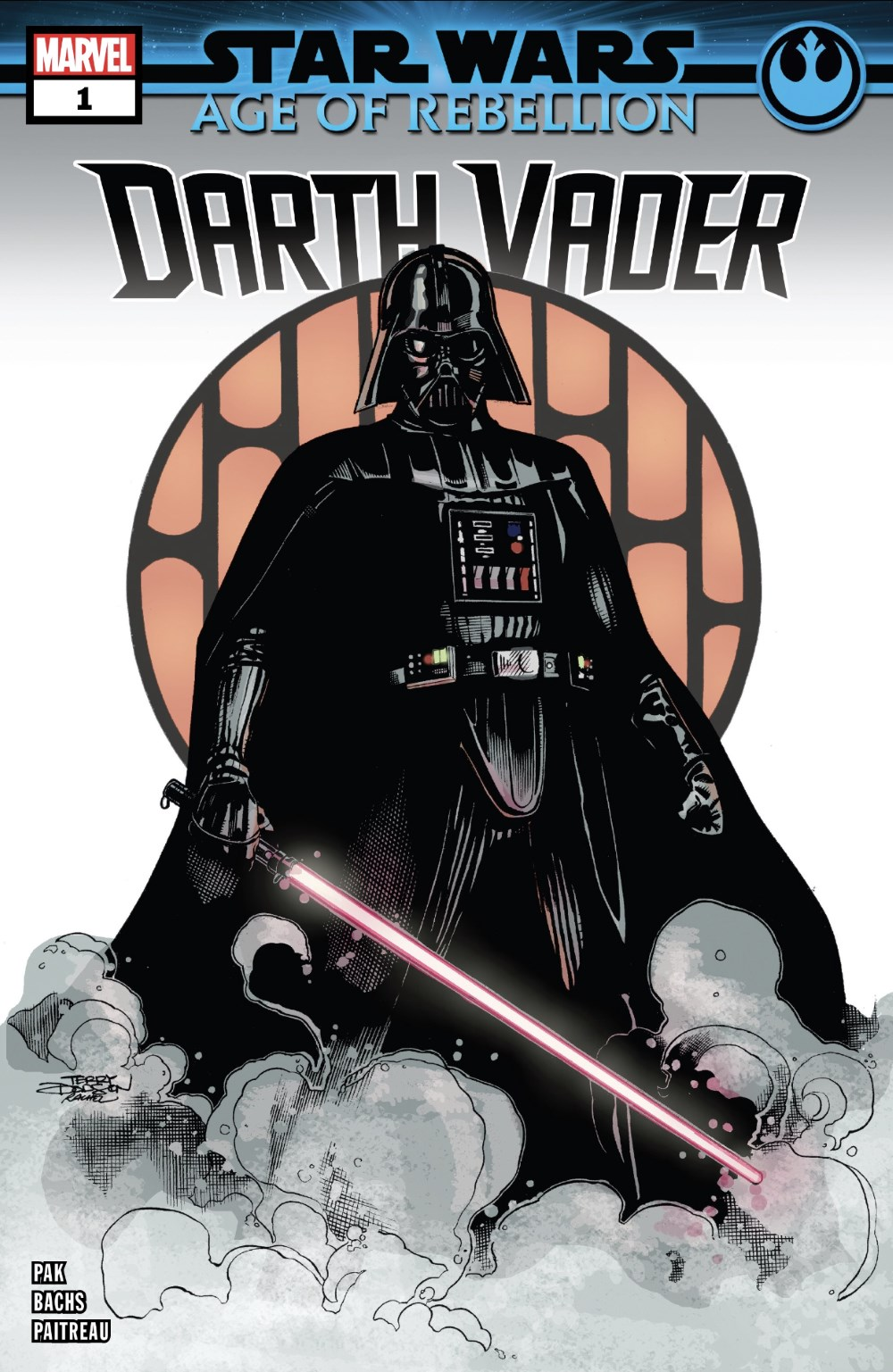 Age of Rebellion - Darth Vader #1 Cover