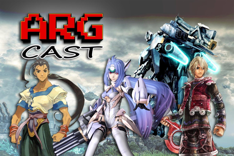 ARGcast #167: Xenogears, Xenosaga, and Xenoblade w/ Zero Badguy