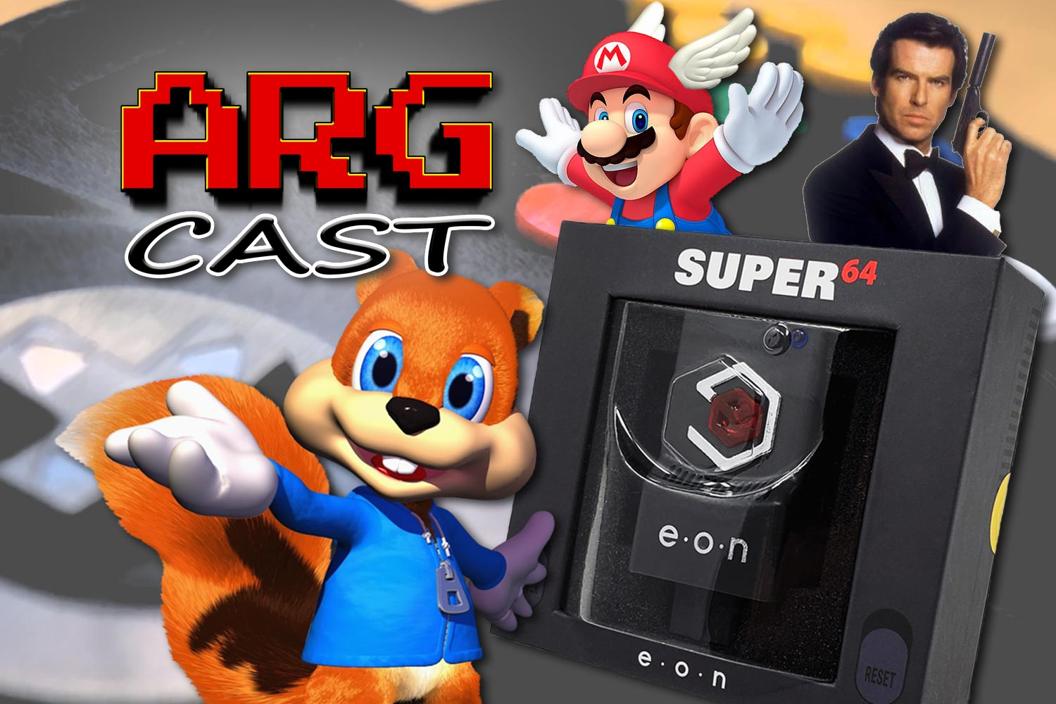 ARGcast #169: Back to the N64 with the EON Super 64!