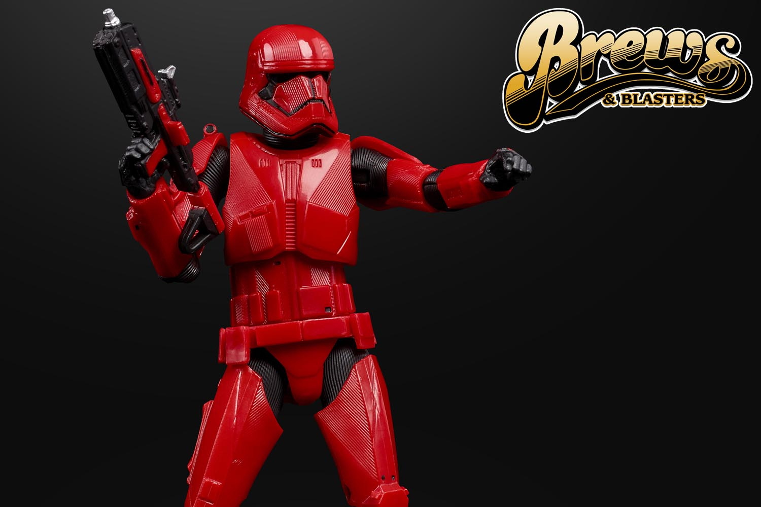 Brews and Blasters 217: I Saw Red—Sith Trooper Revealed!