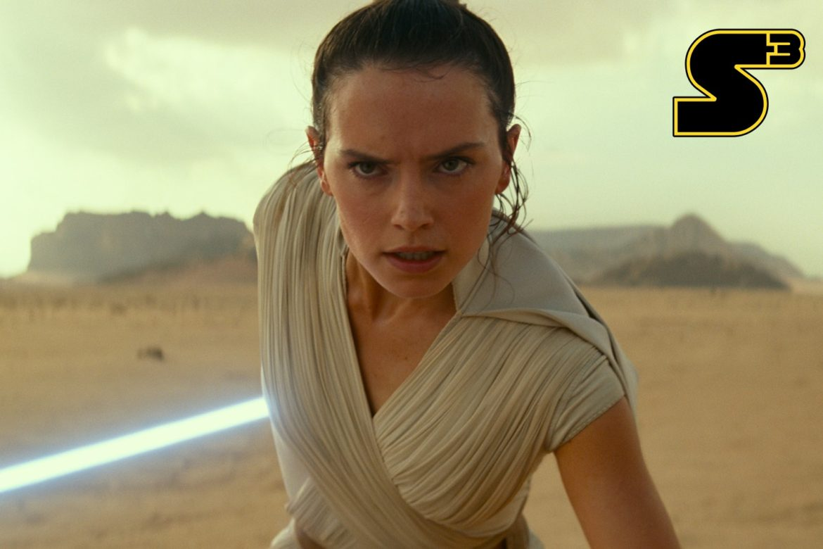 Starships, Sabers, and Scoundrels - Rey - Embracing Destiny - Episode 82