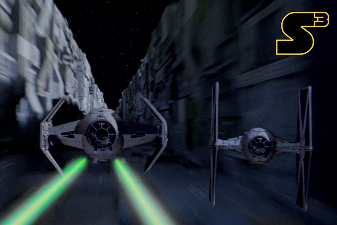 Starships, Sabers, and Scoundrels ep 83 Death Stars and Trench Runs