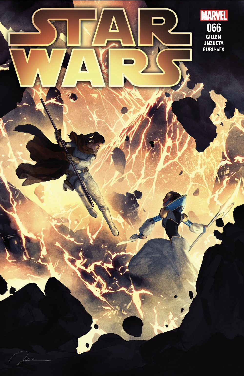 Star Wars #66 Cover