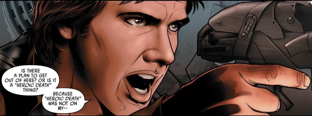 Star Wars #66 - Han Solo