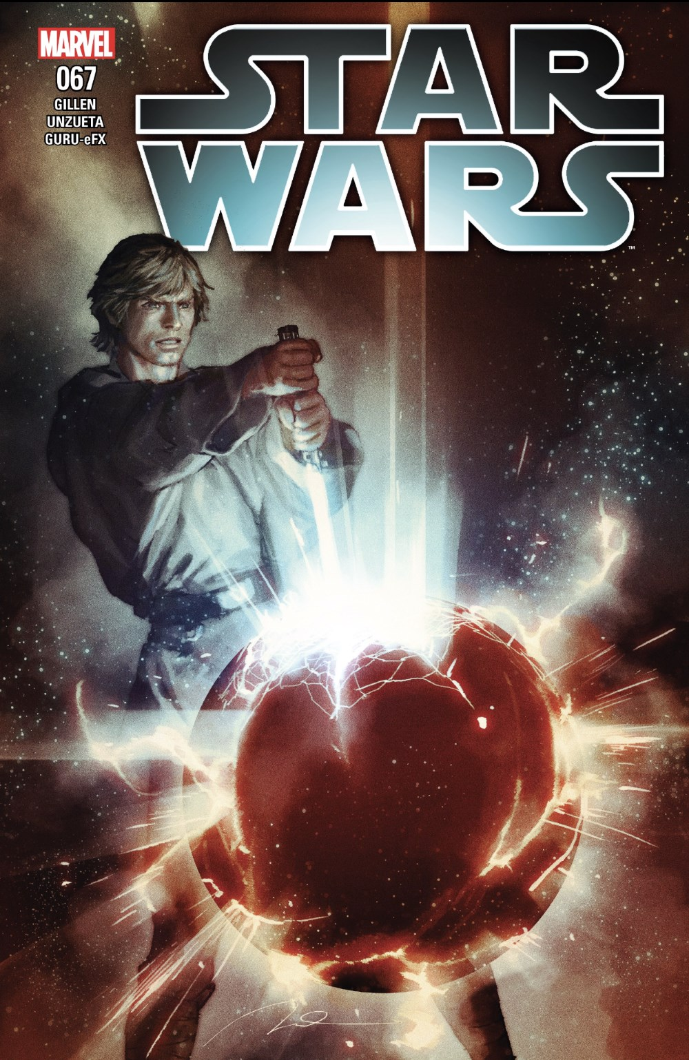 Star Wars #67 Cover