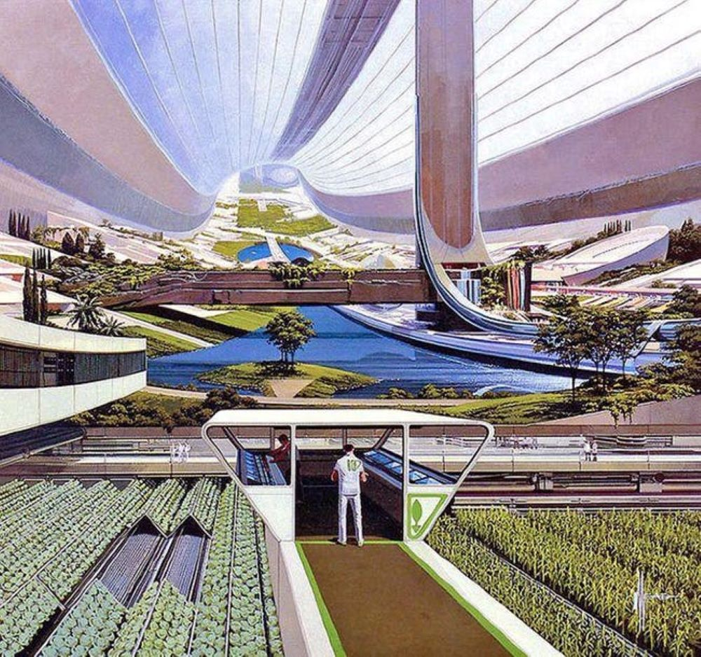 Syd Mead Interior Design