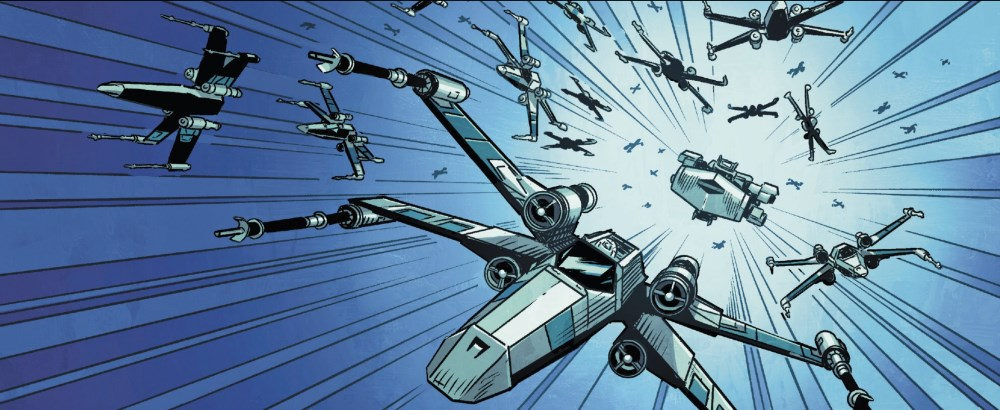 TIE Fighter #3 Rebel Starfighters