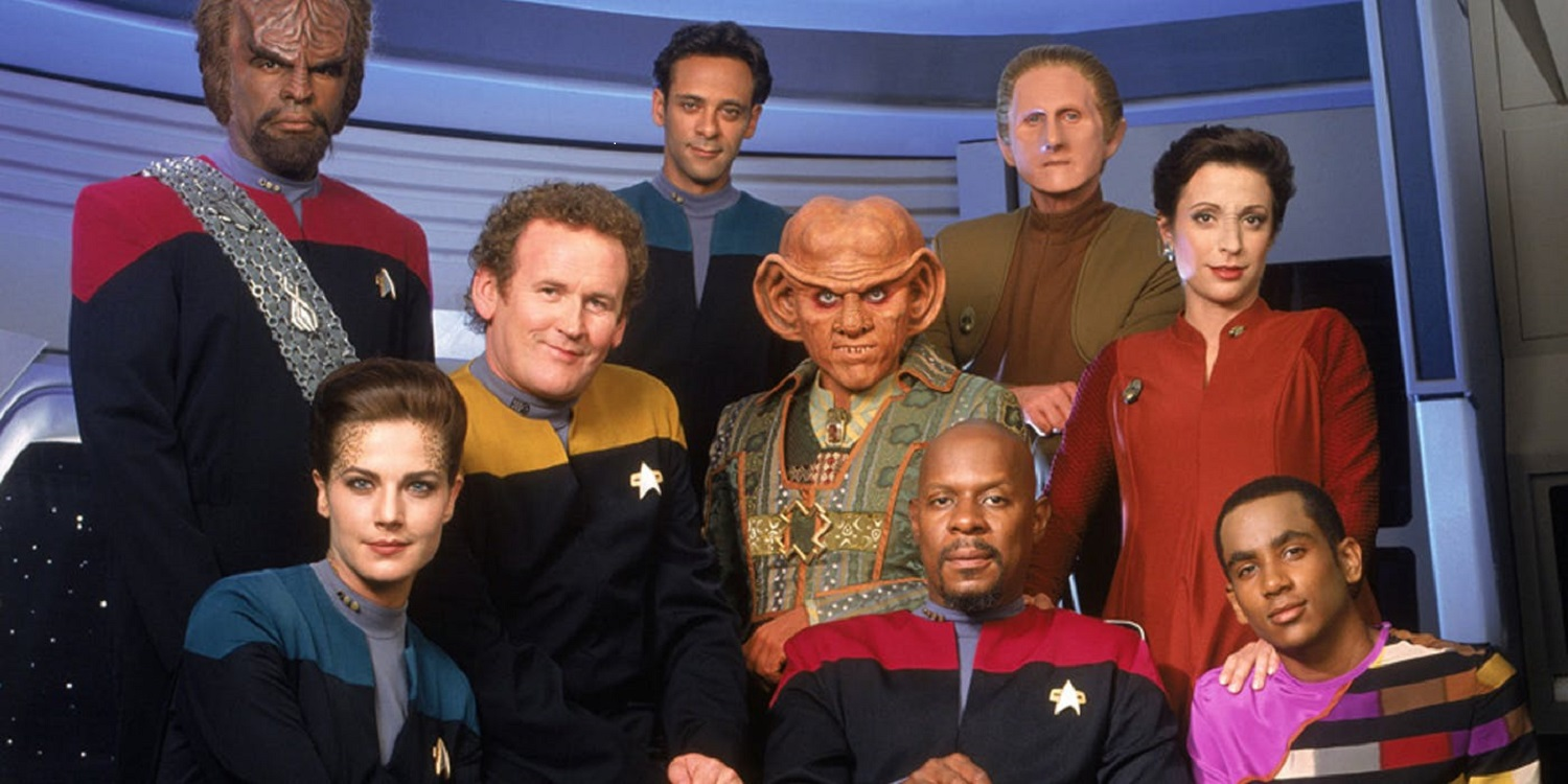 Cast of DS9