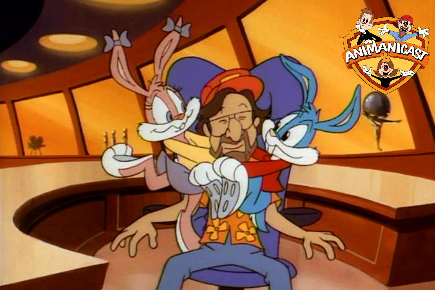 "Animanicast 158: Discussing Tiny Toon Adventures ""Buster and Babs Go Hawaiian"""