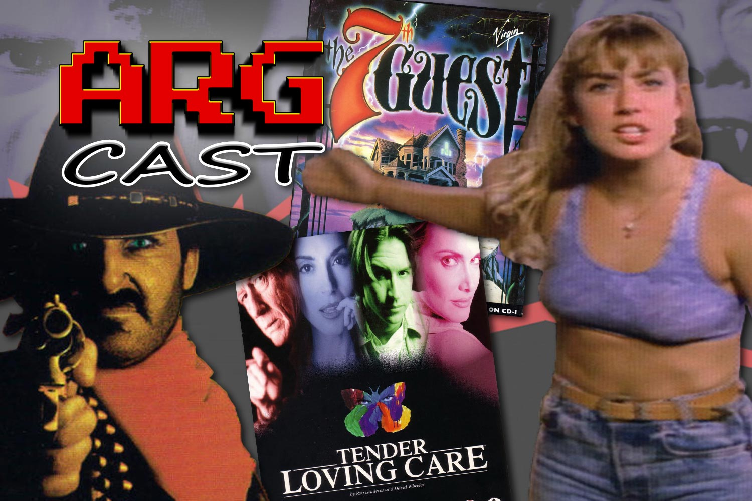 ARGcast #173: FMV Games in History w/ Candice Shane