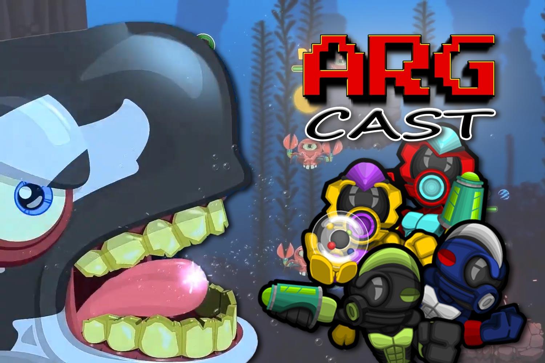 ARGcast Mini #26: Diving into Swimsanity w/ Khalil and Ahmed Abdullah