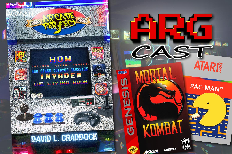 ARGcast Mini #27: Arcade Game Home Ports w/ David Craddock
