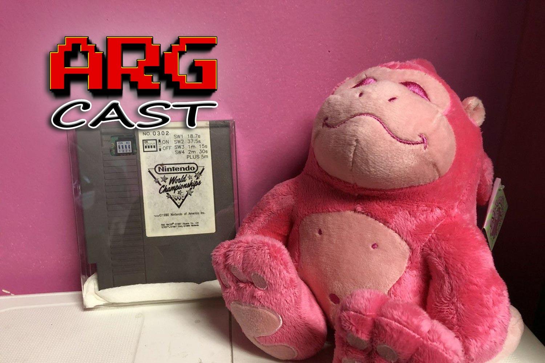 ARGcast Mini #28: Nintendo World Championships w/ Cody of Pink Gorilla