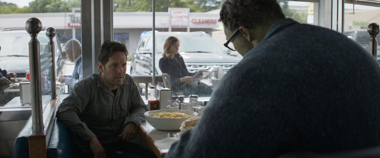 Avengers Diner