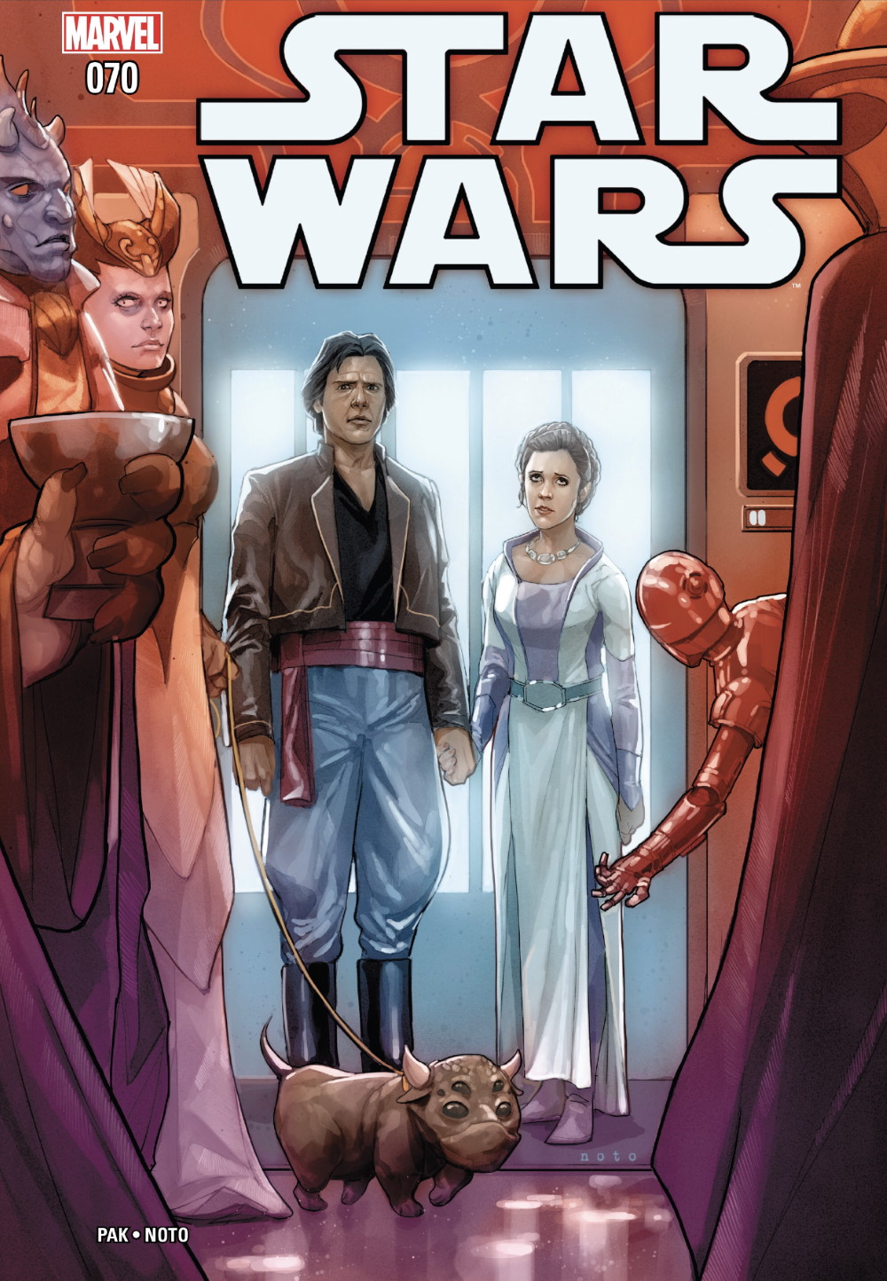 Star Wars #70 Cover
