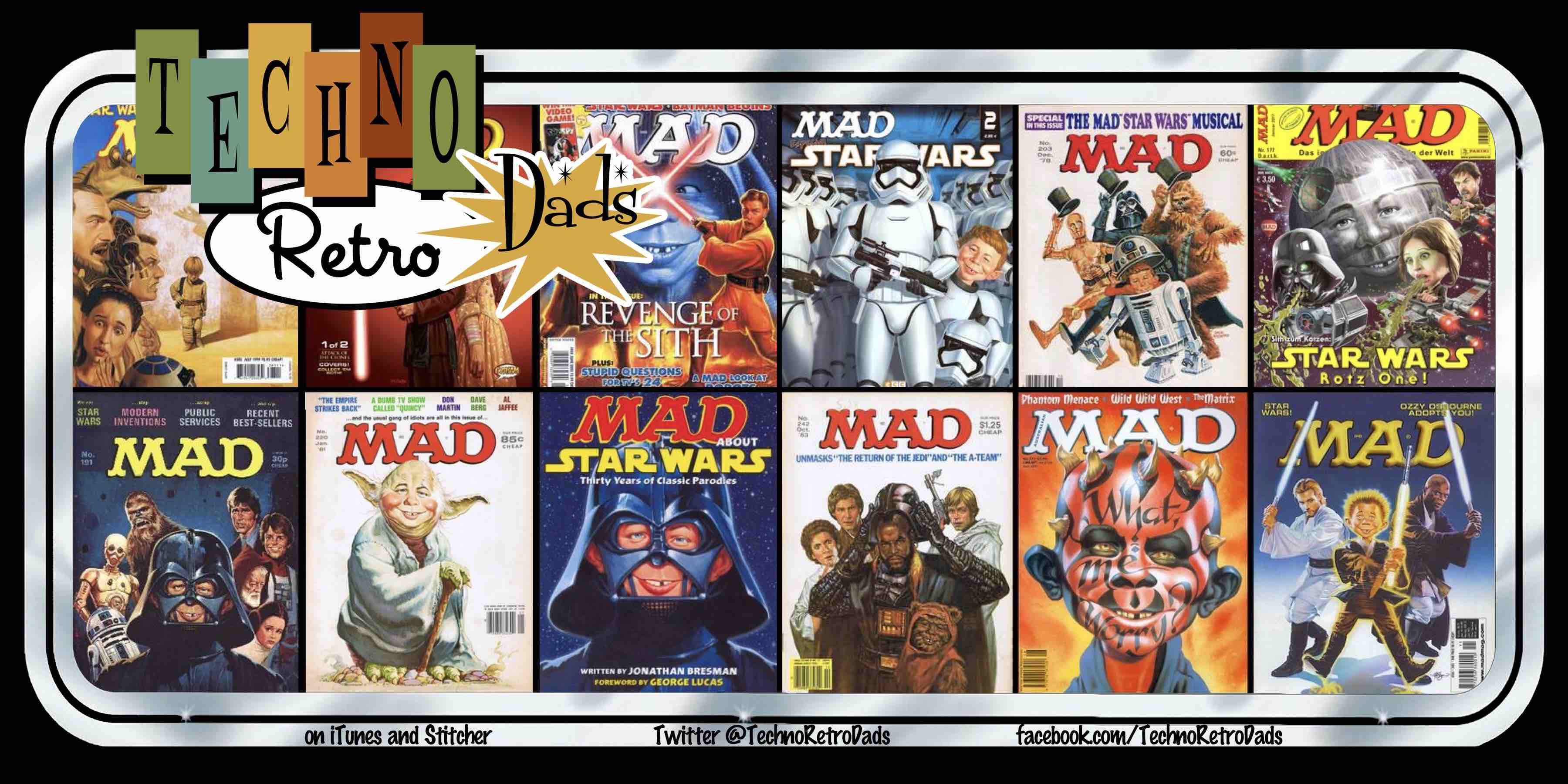 MAD Magazine trolls Star Wars